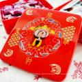 Chinese wholesale festive gift plastic chocolate wedding candy box