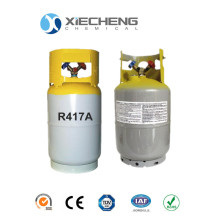 New refrigerant gas R417A CE Refillable cylinders