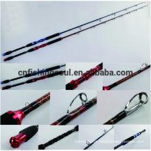 STK5601OHJ80 Jigging vara haste de pesca de grafite vara de pesca em branco weihai oem carbono