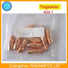 Tregaskiss Contacto 404-1 consumibles de soldadura