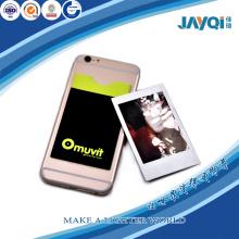 Handy teléfono celular tarjeta de crédito titular de la cartera