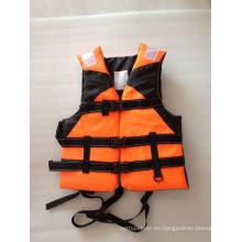 Seguridad de la fábrica de la alta calidad que trabaja el chaleco de la chaqueta de la seguridad de la vida profesional
