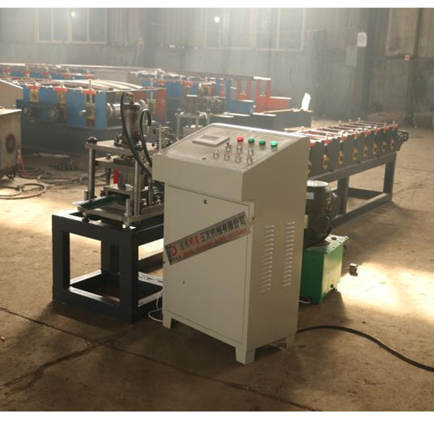 Fence Roll Forming Manufacturing Machine