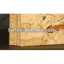 18mm Pappel OSB für den Bau