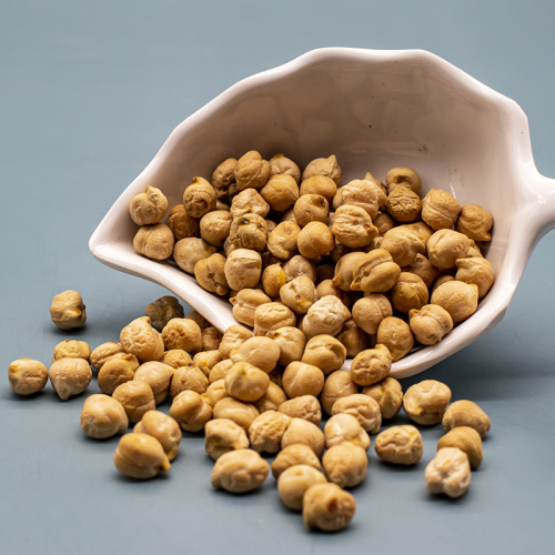 Iot of carbohydrates nutritious Pure natural chickpeas