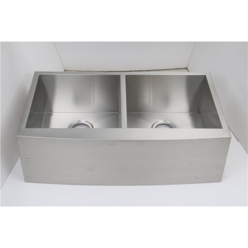 CUPC SS Top Mount Dual Basin