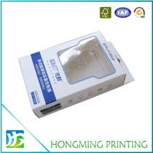 Accessories Packaging Paper Box with Clear Window