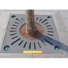 The Best Tree Pool Covering for Urban Construction