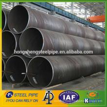 Tubo de aço SSAW anti-corrosão soldado espiral