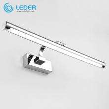 LEDER LED-Bilderleuchte in Chrom