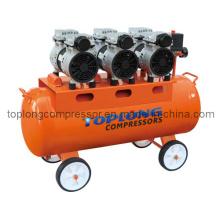 Безмасляный бесшумный электродвигатель насоса стоматологического компрессора (Hw-750/80)