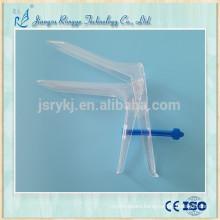 Disposable gynecological use fasten type viginal speculum