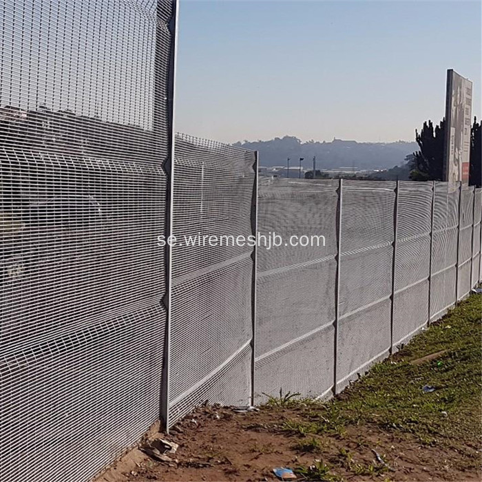 V Bends 358 High Security Fence
