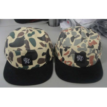 Gewebte Label 5 Panels Camper Supreme Hut (Justine15)