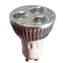 Bulbo do projector do diodo emissor de luz (GN-HP-WW1W3-GU10)
