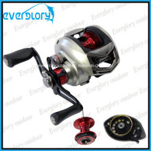 Dual Brake Attraktive Design Baitcasting Reel