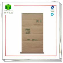 Bolsa de papel de fondo de costura personalizada HPMC