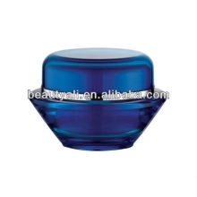 UFO acrylic jar for cosmetic packing