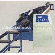 Máquina formadora de rollos de corte de orugas C