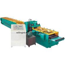 Profiliermaschine für verzinkte Stahlfliesen