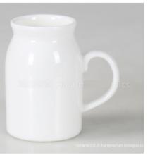 Tasse au lait de porcelaine (CY-P847C)