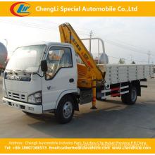 4*2 130HP Crane Lorry Truck with XCMG Crane