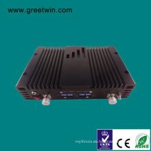20dBm 4G Repetidor de la señal de la venda de Lte700MHz + Lte2600MHz / amplificador de la señal / repetidor móvil (GW-20L7L)