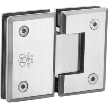 180 Degree Glass to Glass Shower Hinge Made by Stainless Steel