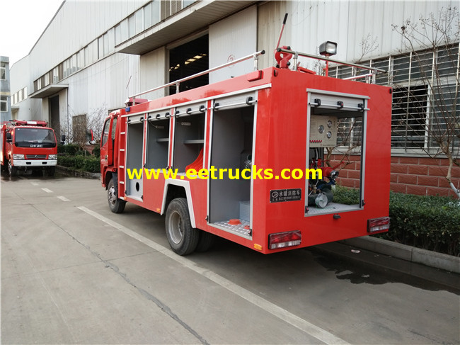 Fire Water Vehicles
