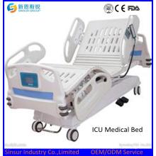 China De Lujo Eléctrico Multifunción con Sistema de Peso Equipo Médico Cama Médica Precio