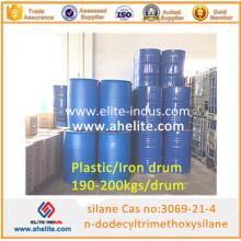 N-Dodecyltrimethoxysilane Silane