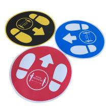 epoxy customized 3d pvc vinyl floor border stickers for living room
