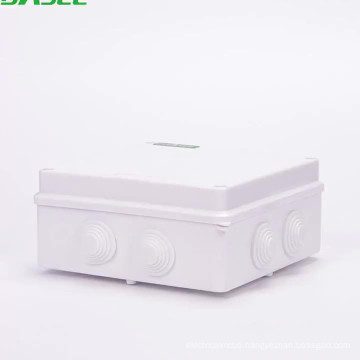 DIN Rail Mount Type PC ROHS pvc panel box electrical