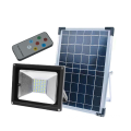 Solar Flood Light untuk billboard