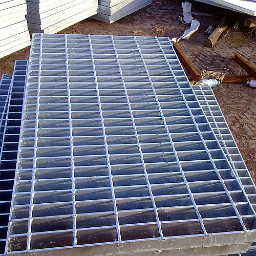 Galvanized Steel Grid
