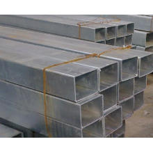 BS1387 Square Hollow with Galvanized Coated Steel Pipe