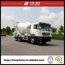 Camion de mélangeur de ciment tout neuf, camion concret avancé (HZZ5250GJBDF) avec la haute sécurité pour des acheteurs