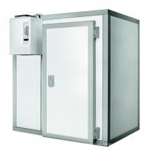 Cámara frigorífica móvil refrigerada con contenedor de ahorro de energía