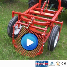 Tractor Mounted Mini Potato Harvesters Machines with Pto Shaft