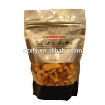 Обычай печати ламинированные пищевой класс материала мешок мешок мешки для конфеты / пластиковый мешок упаковки