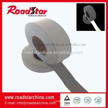 PU-reflektierende Leder Material für Sicherheit