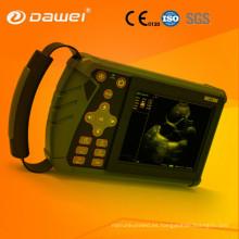 ecografo veterinaria y escáner de ultrasonidos portátil DW-VET5