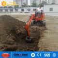 Crawler Small Mini Hydraulic Excavator With Original Excavator Bucket Teeth