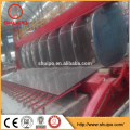 steel plate rolling machine for fuel tank