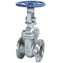 Class 150 stainless steel gate valve