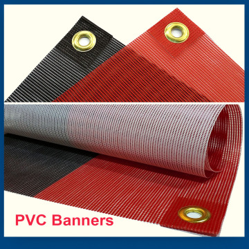 Custom Printed Fence Mesh Banners