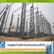 Estructura de acero Fácil de instalar Buen taller