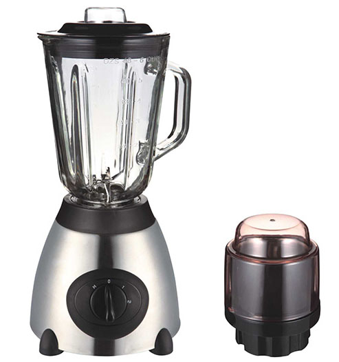 1.5L Glass jar blenders