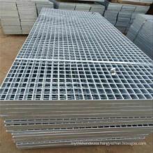 Direct Factory Hot DIP Galvanized Walkway Steel Grating Stair Platform