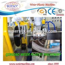 PVC tubos de agua que hace la máquina